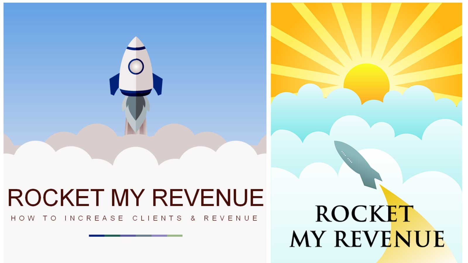 Rocket Your Revenue Logo