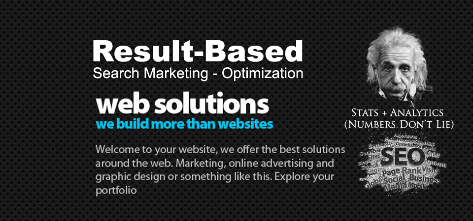 Search Marketing - Optimization SEO