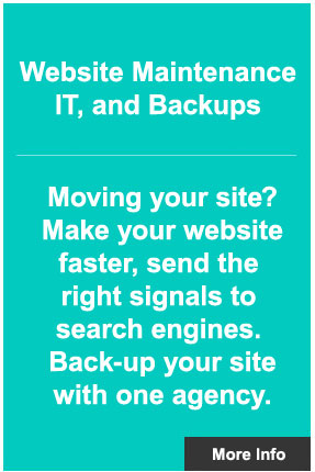 Website Migration - Moving